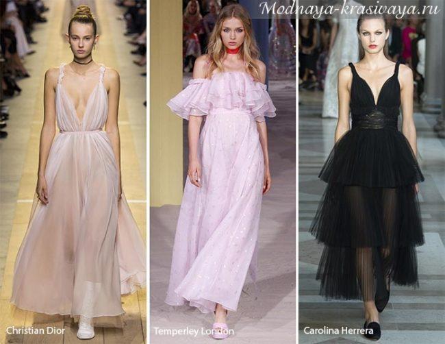 TEMPERLEY платья