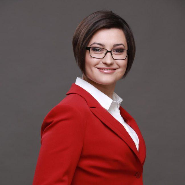 Анна Витальевна Жижа